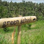 Green school in Bahli